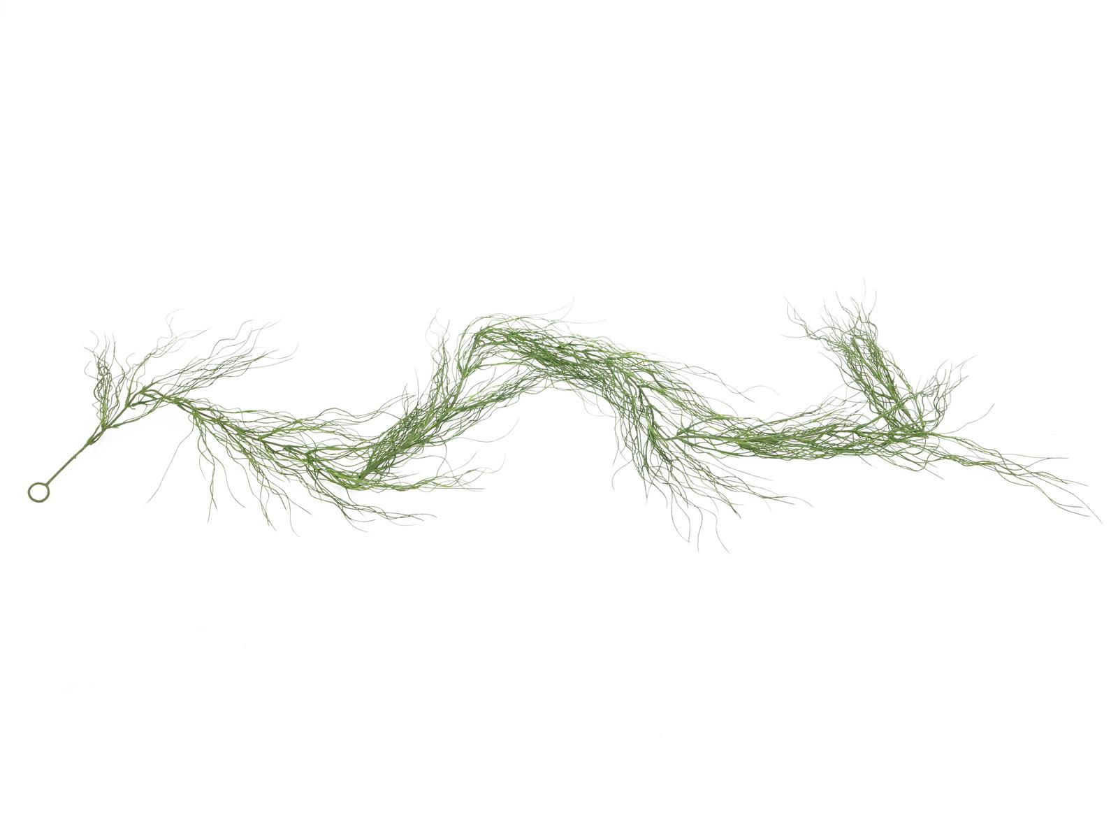 Image of   Kunstig Grass garland, green 180cm