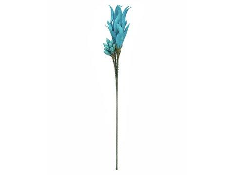 Billede af Magic Yucca Branch (EVA), turquoise, 105cm