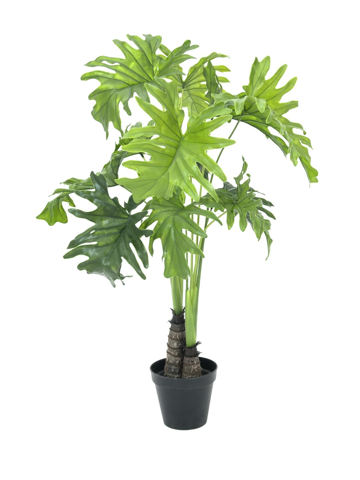 Image of   Kunstig Split Philo Plante, 90cm