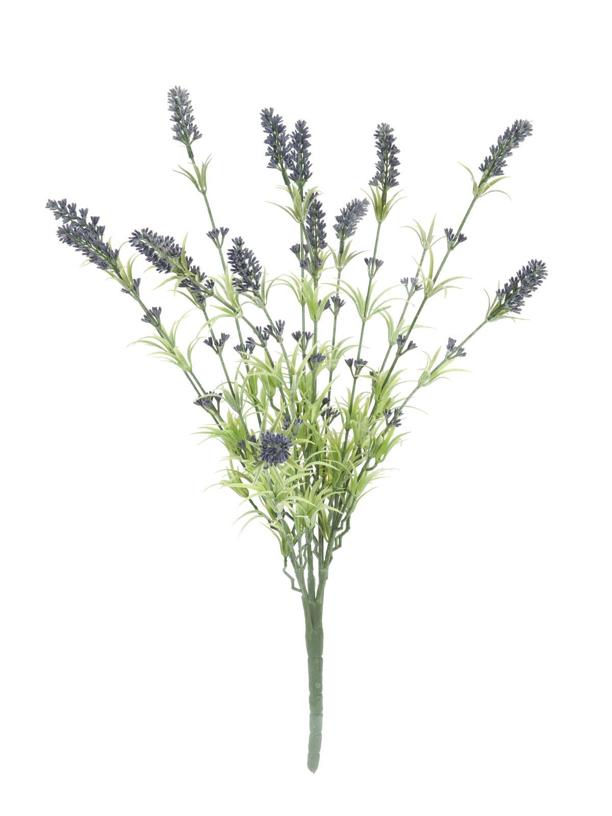 Image of   Kunstig Lavendel Busk, 61cm