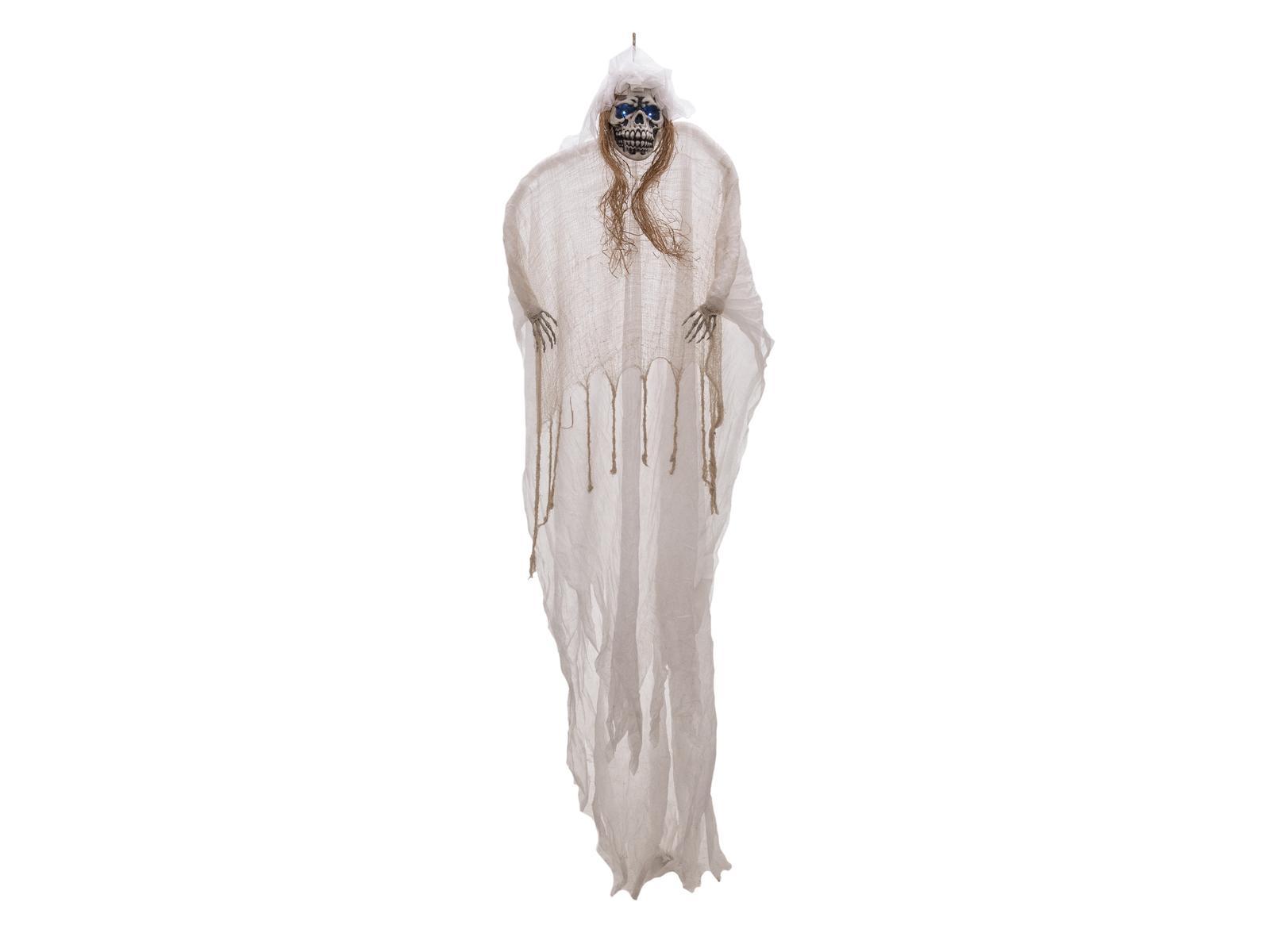 Image of   Halloween gigantisk hængende spøgelse, 275 cm