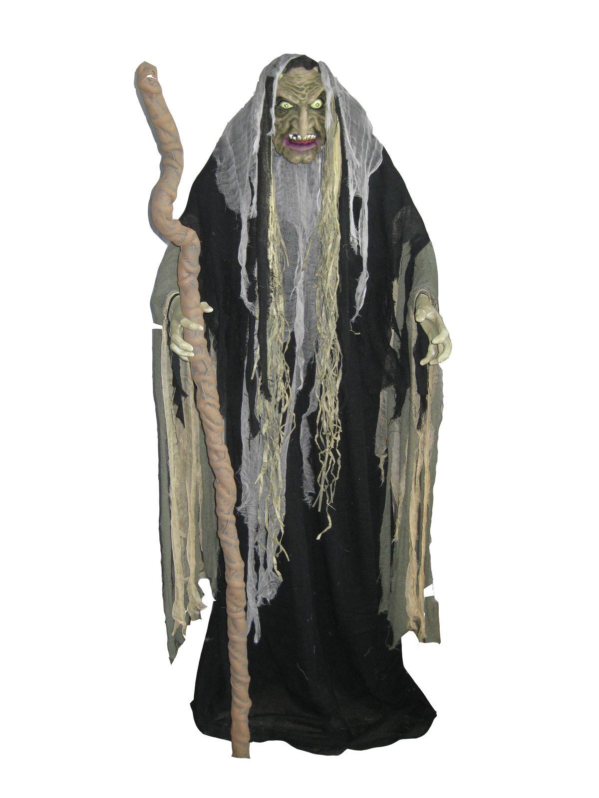 Image of   Halloween animeret Hellxunar, prinsen fra helvede