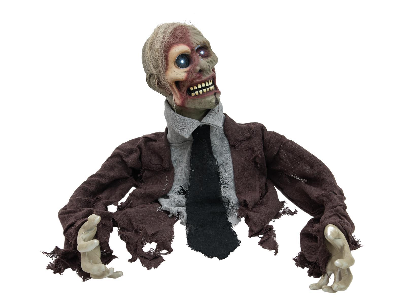 """Image of   Halloween """"Deathcrawler"""" Zombie, 40 cm"""