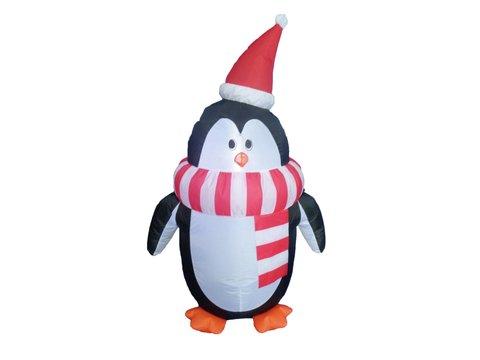 Billede af Inflatable figure Penguin Fred, 120cm