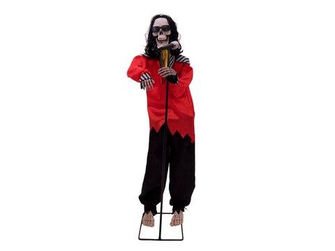 Billede af Halloween Dancing Singer, 145cm