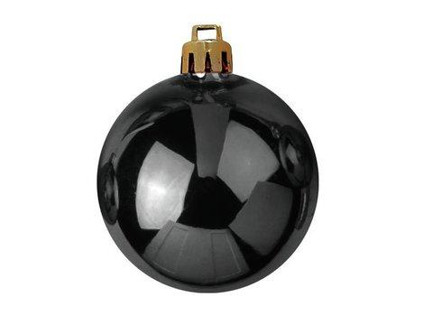 Billede af Deco Ball 7cm, black 6x