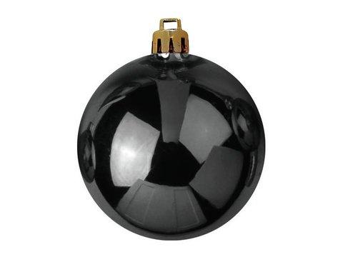 Billede af Deco Ball 10cm, black 4x