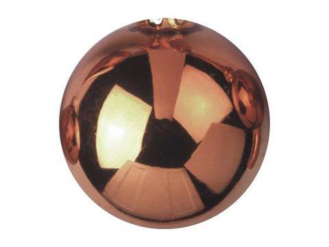 Billede af Deco Ball 6cm, copper, shiny 6x