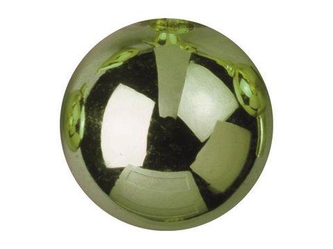 Billede af Europalms Deco Ball 6cm, light green, shiny 6x