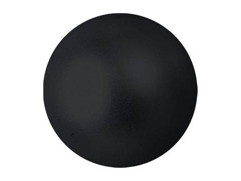 Billede af Deco Ball 3,5cm, black, metallic 48x