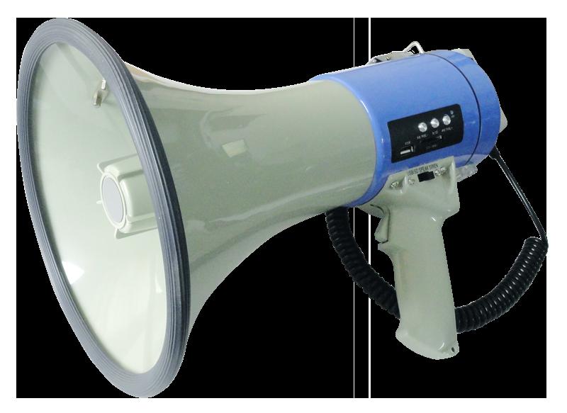 Image of   LTC Megafon med Sirene