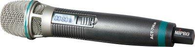 Mipro håndsender 554-590 MHz, metal