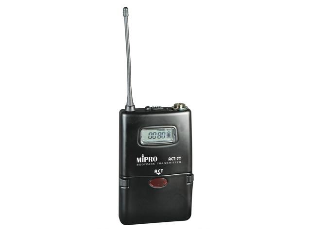 Mipro lommesender metal 7A = 692 - 716 MHz