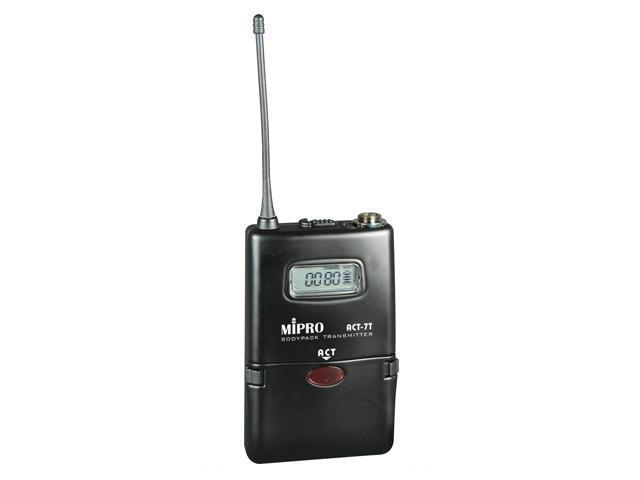 Mipro lommesender 626-662 MHz, metal