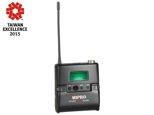Mipro ACT80T digital lommesender 636 - 700 MHz