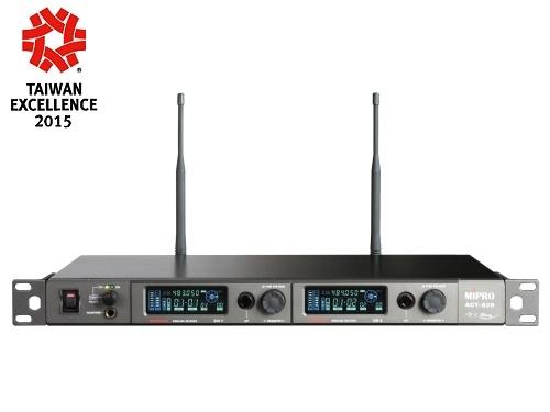 Mipro Trådløs mikrofon modtager digital ACT828 - 540-604 MHz