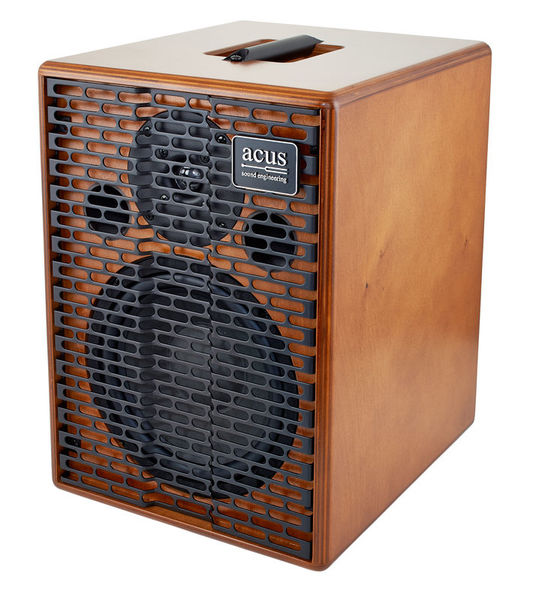 Image of   Acus One4All allround instrument forstærker 200W, Wood