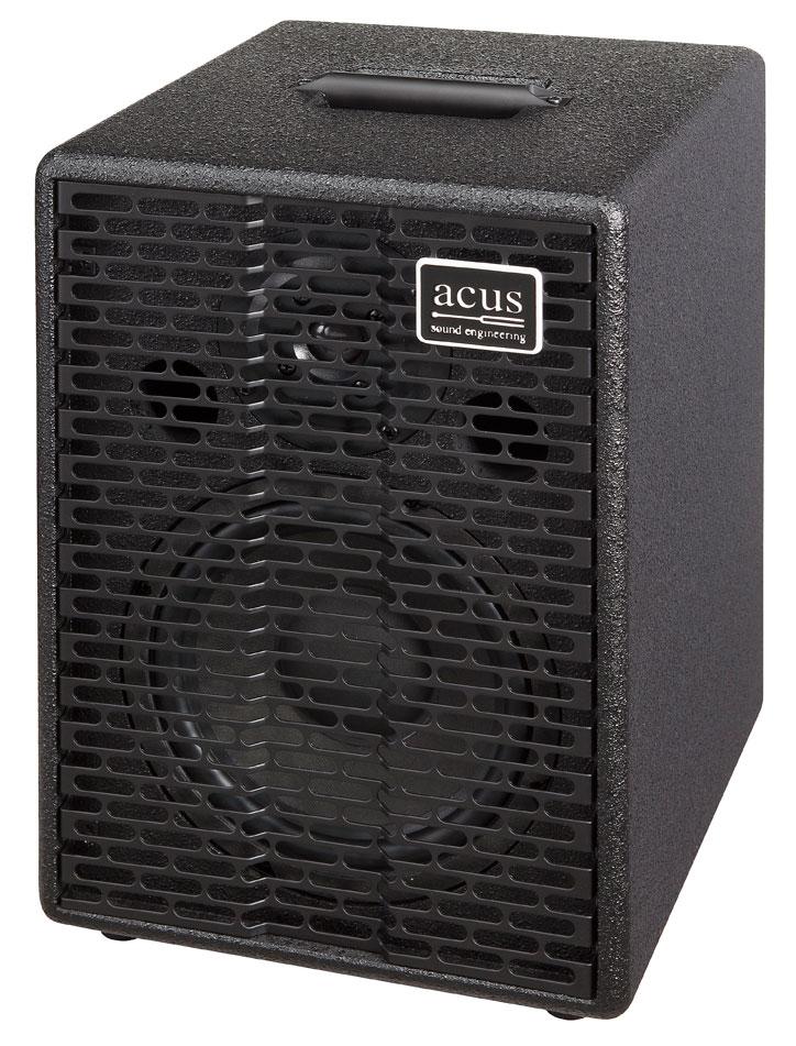 Image of   Acus One 8 Extension Aktiv højttaler 200W, Sort