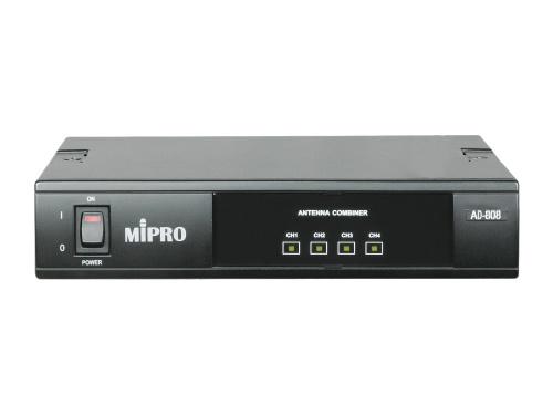 Mipro 4 kanals aktiv antenne combiner 470 - 900 MHz