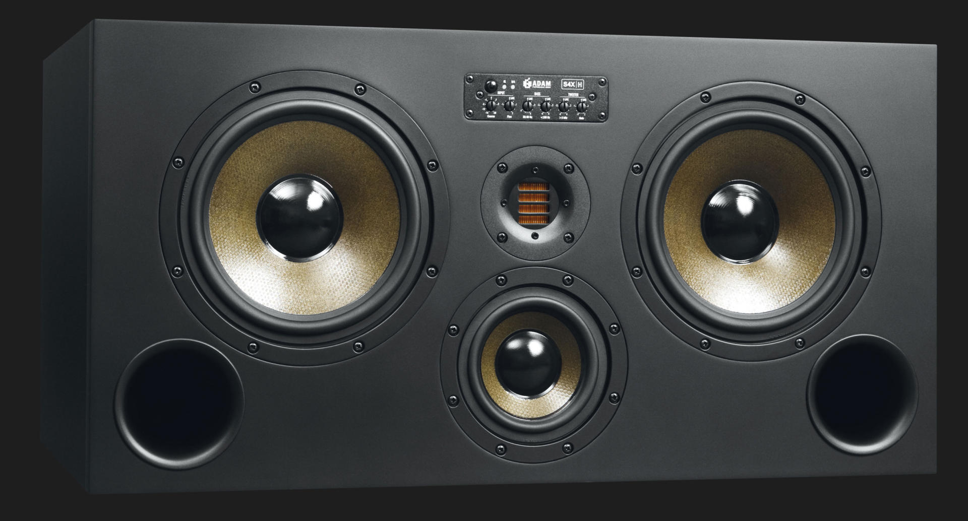 "Image of   ADAM S4X-H - Midfield Monitor,3-way system, 2x9"" woofer"