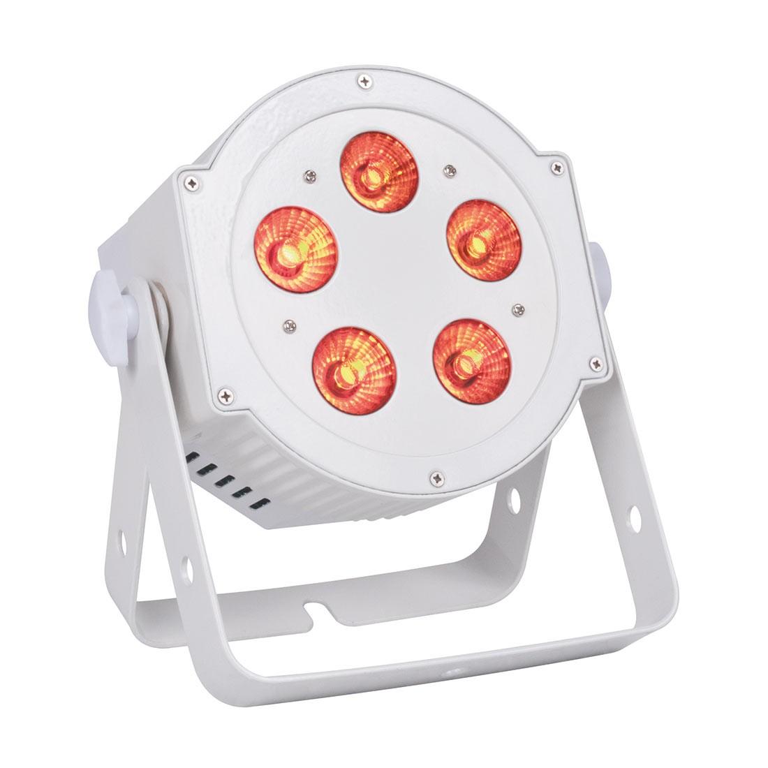 Image of   ADJ 5P HEX Pearl - LED lampe med UV lys