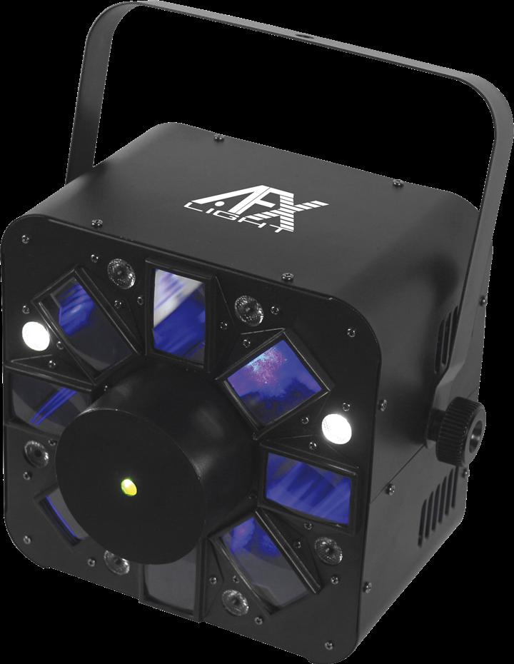 Image of   AFX Combo 3in1 lyseffekt