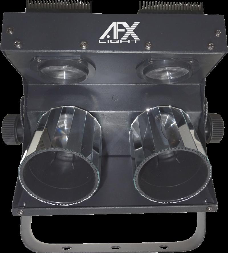 Billede af AFX Dual Roller LED RGBW