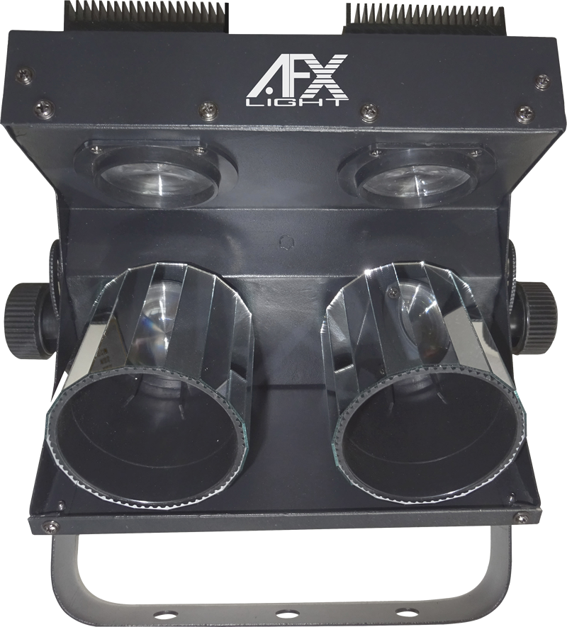 Image of   AFX Dual Roller LED RGBW
