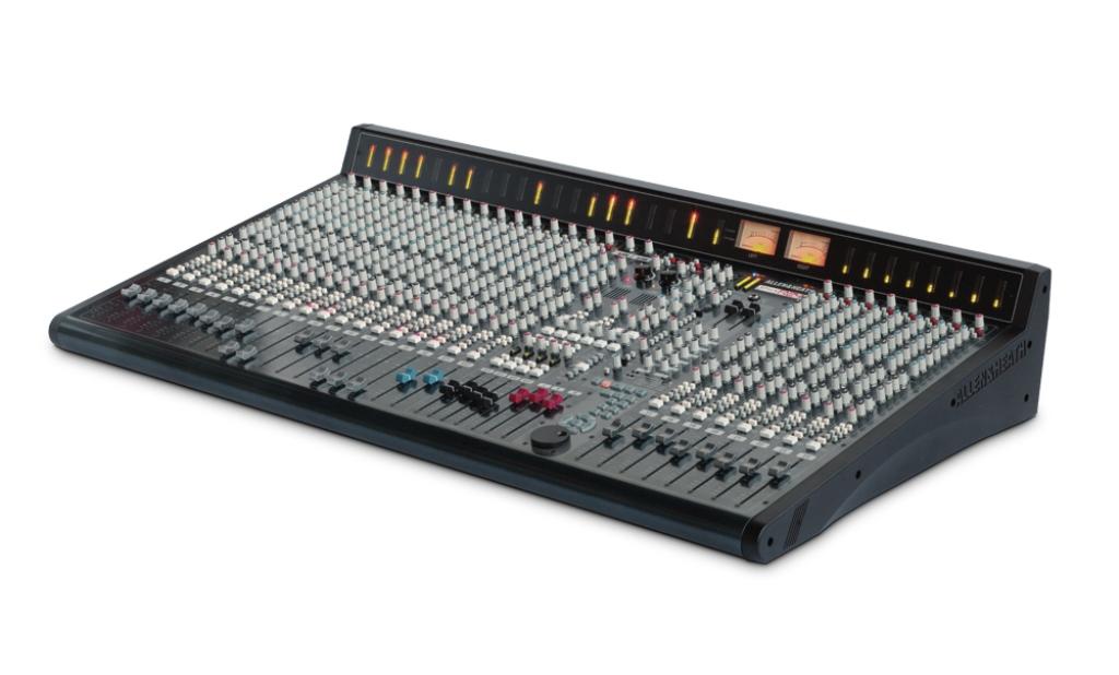 A&H GS2-R24M Recordingmixer/DAW controller m/Motorfader