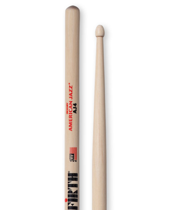 Image of   Vic Firth American Jazz AJ4 trommestikker