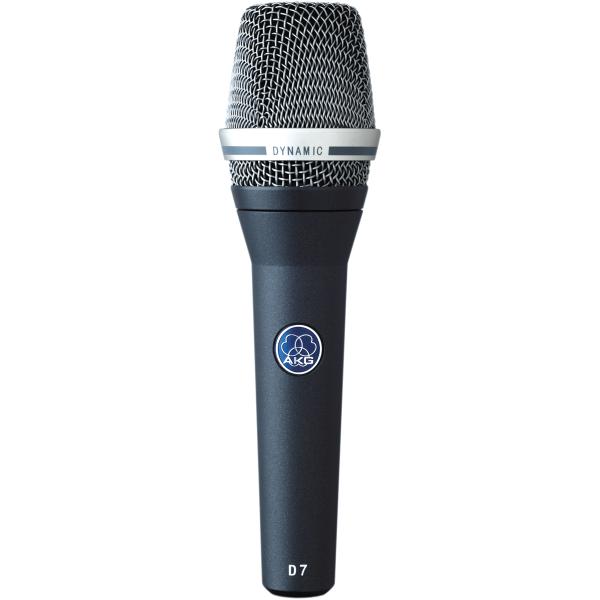 Image of   AKG D7 Dynamisk Vokal Mikrofon