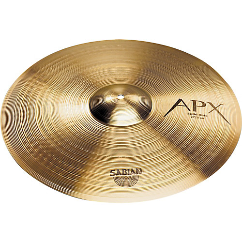 "Sabian 20"" APX Solid Ride DEMO"