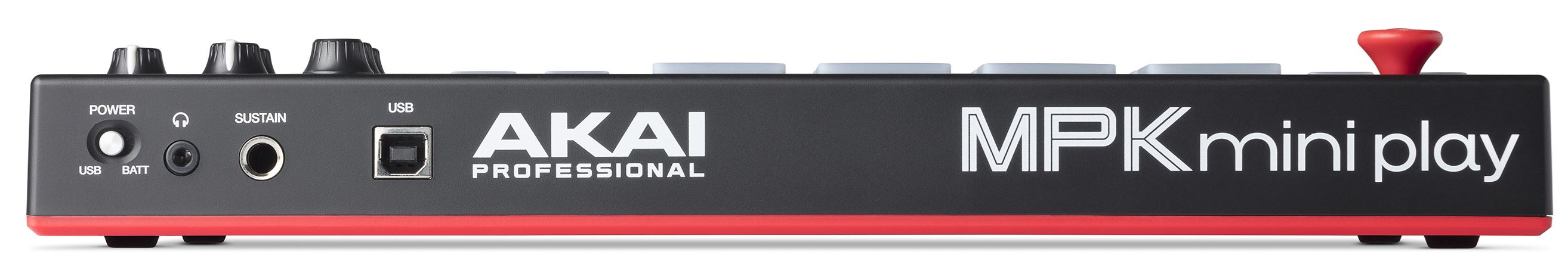 MPK Miniplay Keyboard og USB Controller