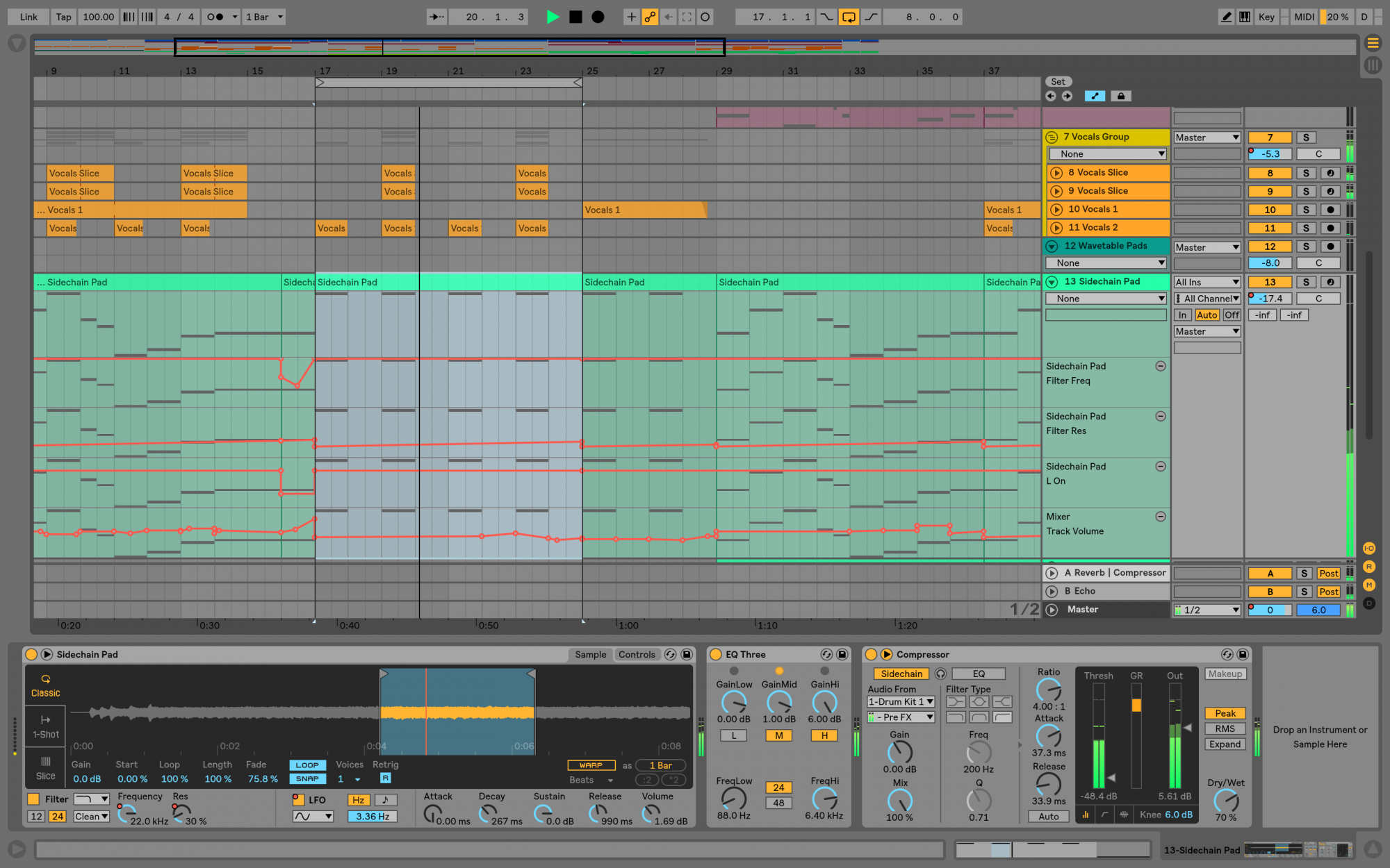 Learn How To Make Music With Ableton Live Intro 8 ...