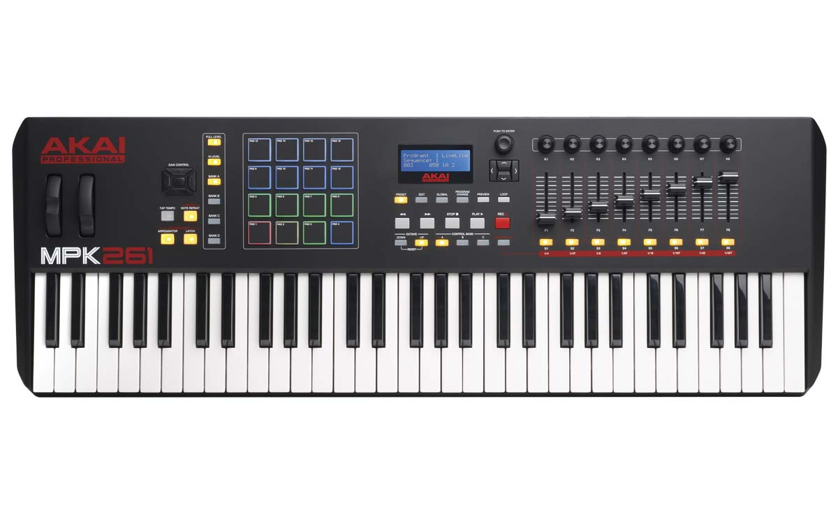 Image of   Akai MPK 261
