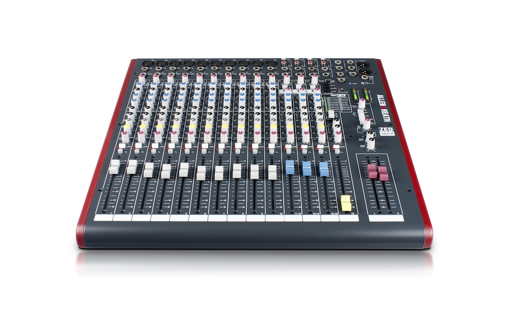 Image of   Allen & Heath ZED-16FX