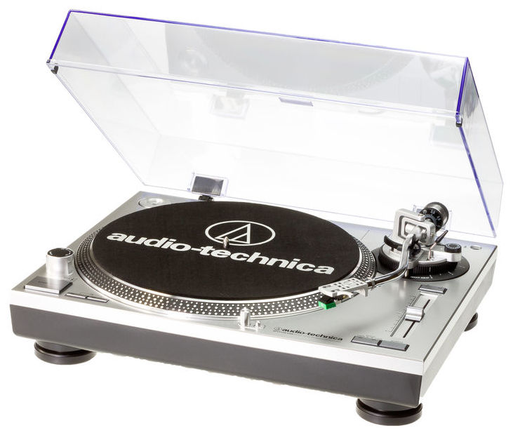 Image of   Audio-Technica AT-LP120-USB pladespiller