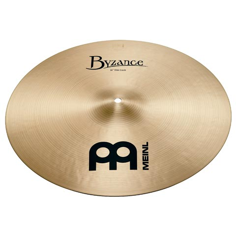 "Meinl 16"" Byzance Thin Crash DEMO"