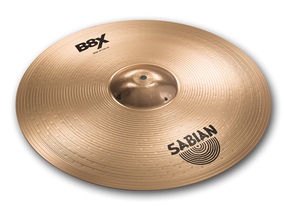 "Image of   Sabian 20"" B8X Ride"