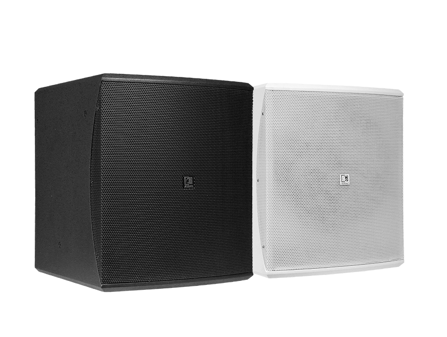 "Image of   Audac BASO 12 Passiv 12"" Subwoofer 500W, Sort"