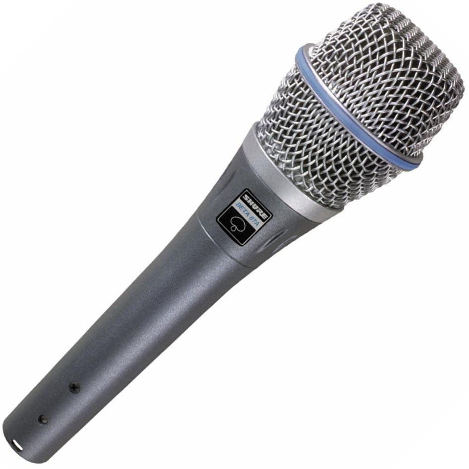 Image of   Shure BETA87A