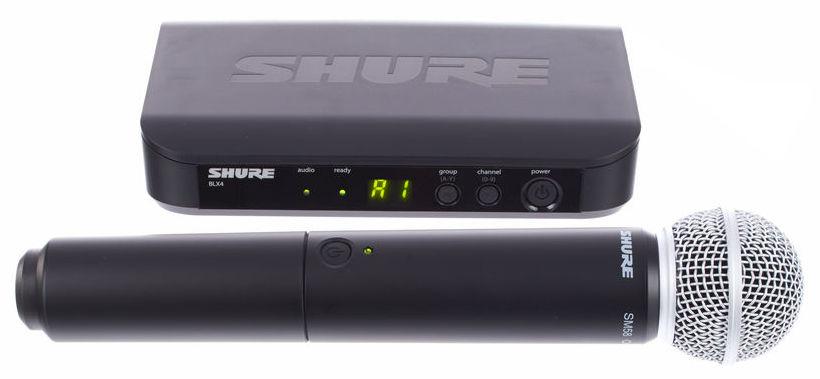 Shure BLX24/SM58 S8