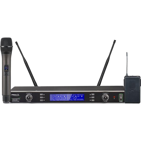 BST UDR300 HH + BP Trådløs mikrofon sæt