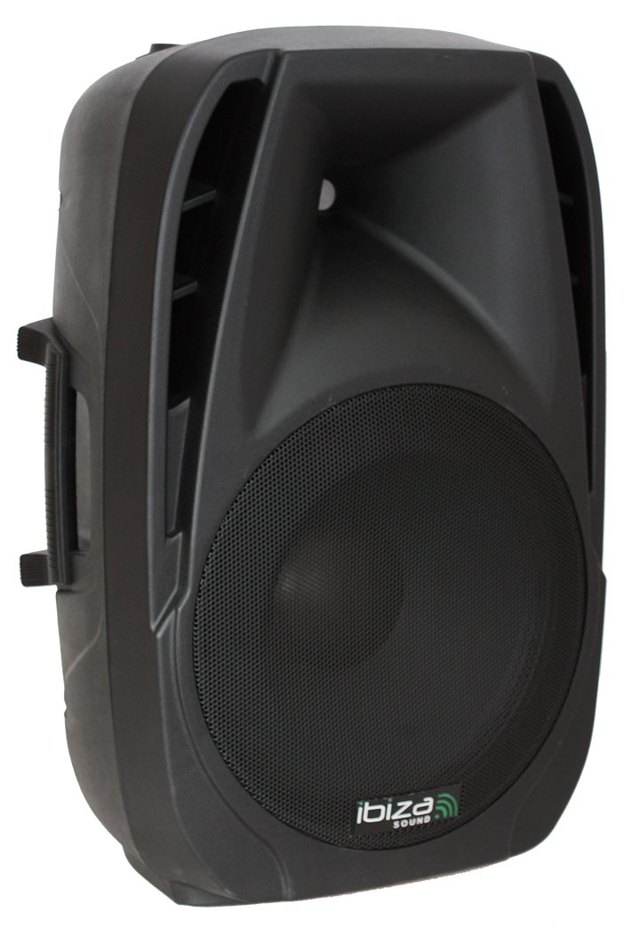 Ibiza Sound Active Speaker with USB/SD PLAYER & BLUETOOTH 12""