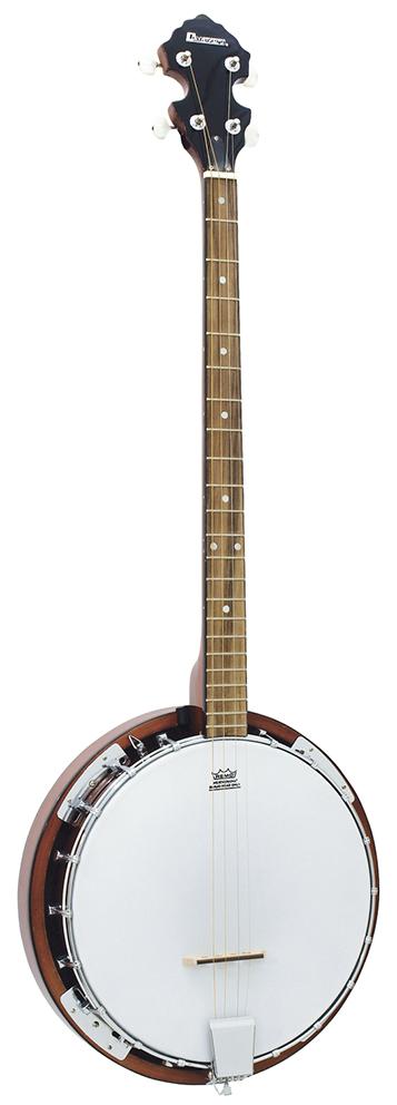 Image of   DiMavery BJ-04 Banjo, 4 Strengs