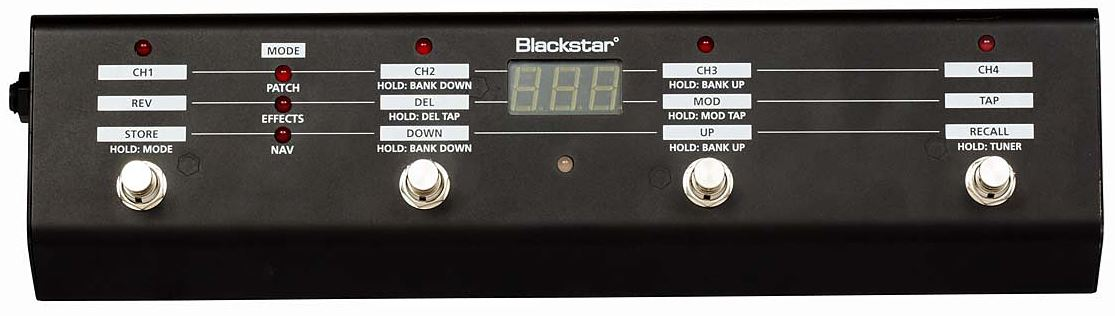 Image of   Blackstar FS-10, Footswitch.