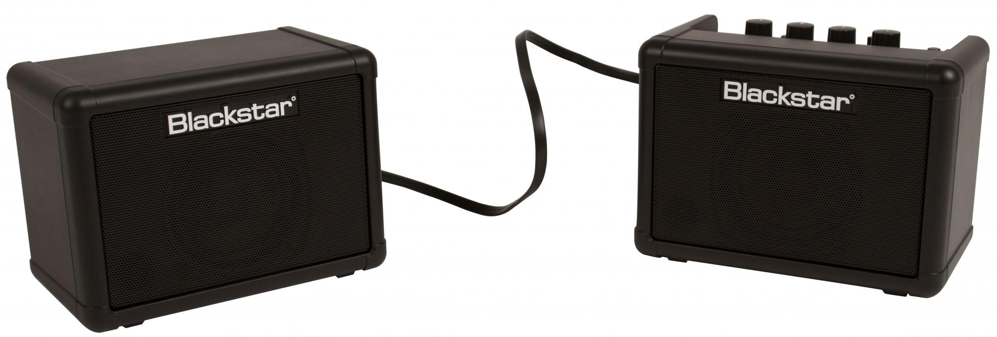 Image of   Blackstar Fly 3 Combo Stereo Pack, Black.