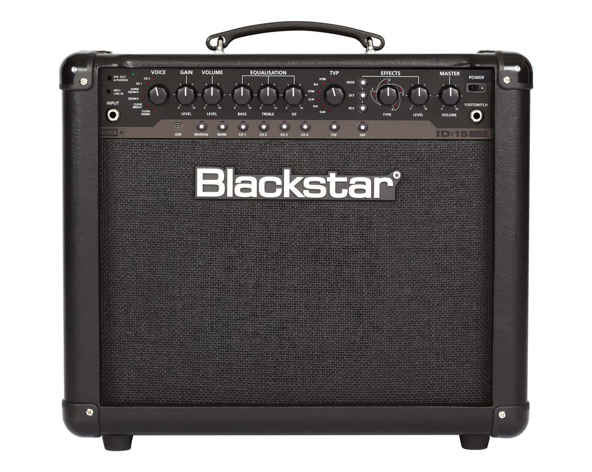 Image of   Blackstar ID:15 TVP Guitar Amp