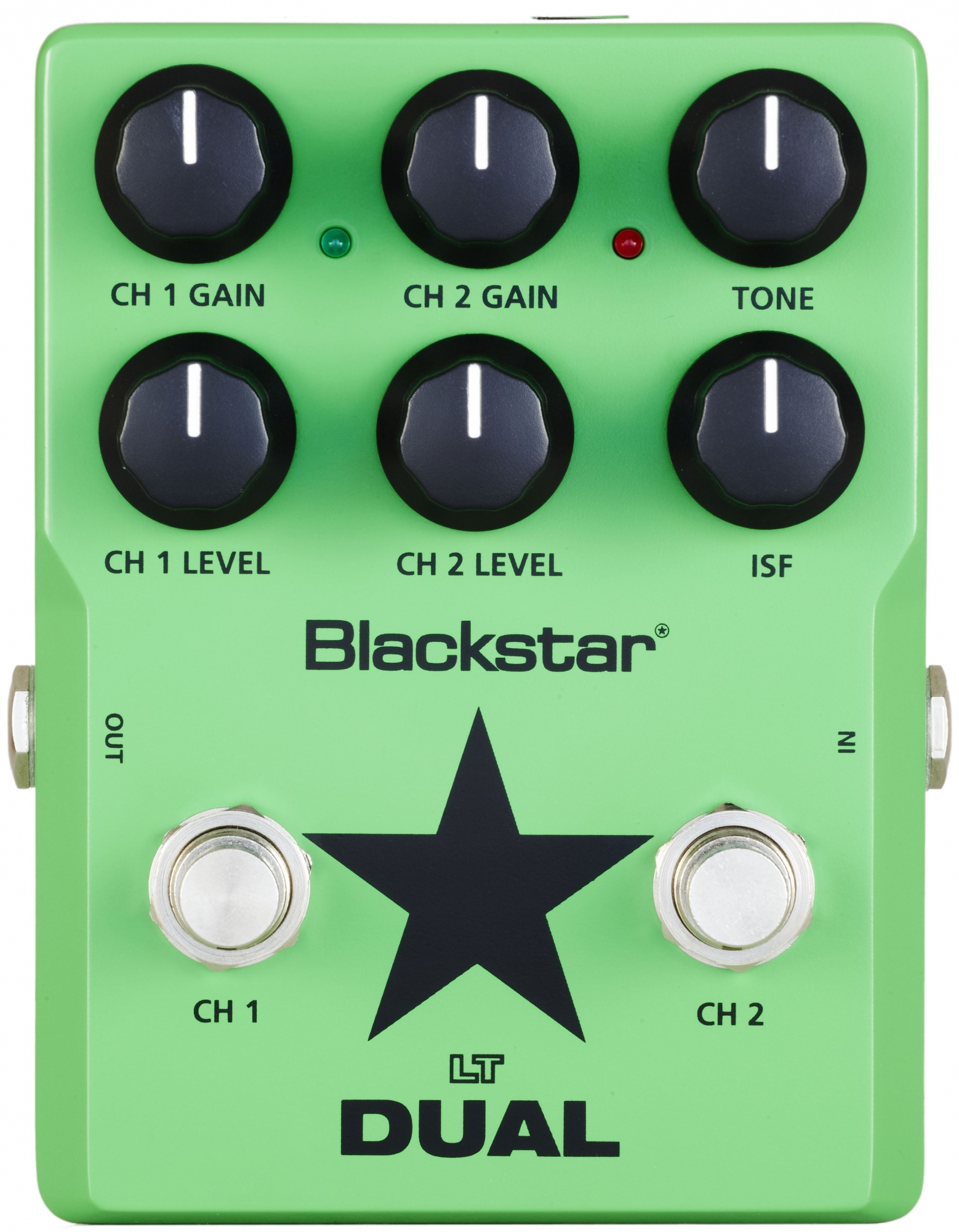 Image of   Blackstar LT Dual, Boost and Distortion pedal