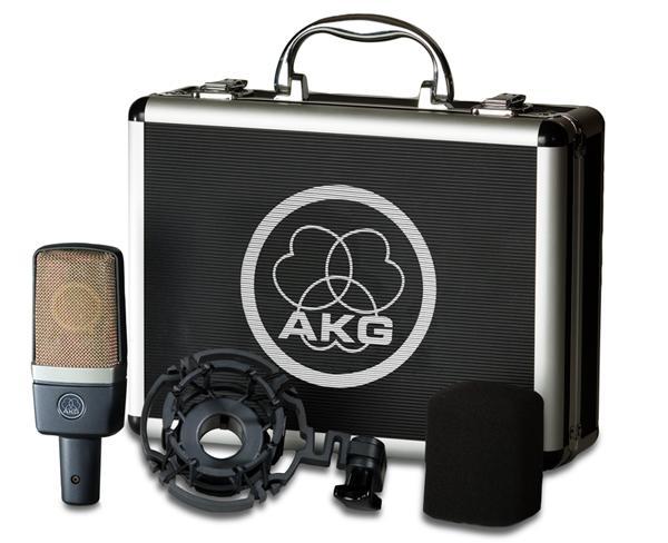 AKG C214 Kondensator Mikrofon